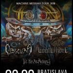SEPULTURA predstaví o pár dní aktuálny album fanúšikom v Bratislave