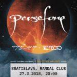 Poriadna dávka energie a nadšenia, Randal navštívia PERSEFONE z Andorry