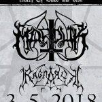 Na Košice sa rúti black metalové inferno! MARDUK a RAGNAROK už o pár dní v klube Collosseum
