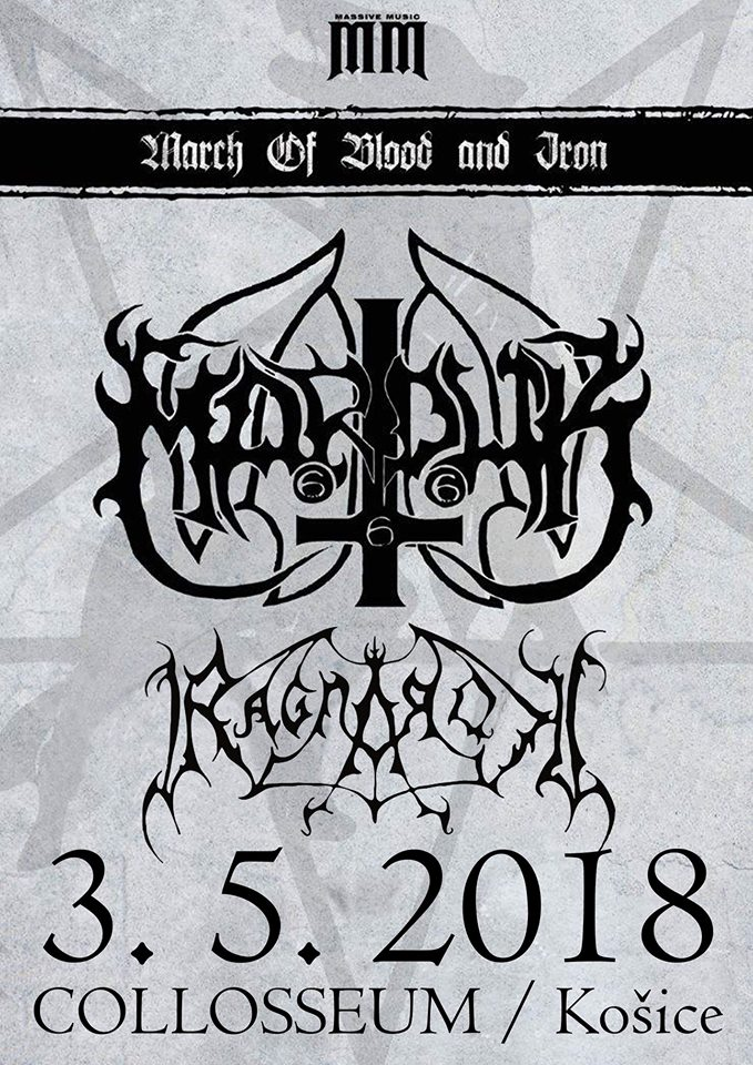 Marduk v Košiciach