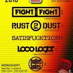 Nový festival FEST2FEST prinesie okrem hudby aj viacero workshopov, ťahákom Nóri FIGHT THE FIGHT