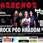 Festival Rock pod Hradom sa presúva na polovicu júna