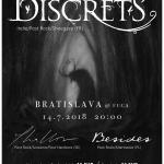 Hudba, ktorá vás prinúti rozmýšľať: Do Bratislavy sa v júli vrátia LES DISCRETS