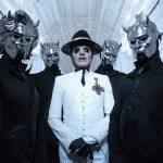 GHOST natočili nový klip, AMON AMARTH promujú DVD, Flesh Party mení miesto