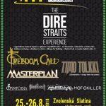 Obnovený More Than Fest: Festival bude dva dni, headlinerom DIRE STRAITS EXPERIENCE