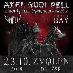 Axel Rudi Pell vo Zvolene