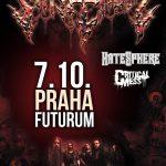 Veľká nechuť k ľudstvu a veľká láska k metalu: Jordison a jeho SINSAENUM už čoskoro v Prahe