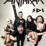 Vzdajme hold kráľom! Na konci novembra príde do Prahy legenda ANTHRAX