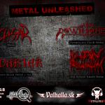 Pokračovanie Metal Unleashed: Tešte sa na Maďarov ANDARTAR, domácich ACHSAR a ďalších