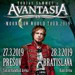 AVANTASIA znova u nás: Svetové turné odštartuje v marci na Slovensku!