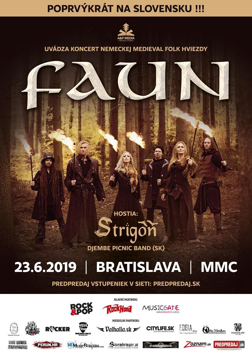 FAUN na Slovensku