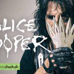 Najväčšia hororová šou dorazí na Slovensko, budúci rok vám príde vyraziť dych ALICE COOPER