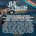 Ďalšia várka nových kapiel na Brutal Assaulte: ENSIFERUM, VOIVOD, GOROD, DECAPITATED a ďalší
