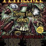 """PESTILENCE opäť na Slovensku. V dvoch mestách zahrajú legendárny album """"Consuming Impulse"""""""