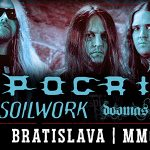 Švédska death metalová legenda HYPOCRISY sa vracia na Slovensko!