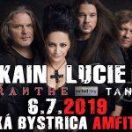 ARAKAIN s Luciou Bílou, AMARANTHE či SYMFOBIA: Organizátori koncertu zverejnili program