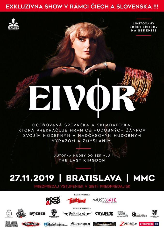 EIVOR na Slovensku