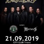 Do Trnavy zavítajú rakúski melodici DRAGONY, ich predskokanmi dve slovenské kapely