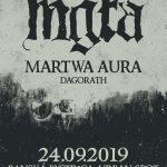 Poľský black metalový útok: V Banskej Bystrici sa koncom septembra predstavia MGLA a ich krajania