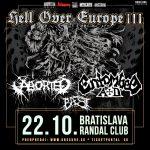 Metalová smršť troch generácií sa o pár dní preženie Prahou a Bratislavou