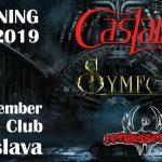 CASTAWAY vydávajú tretí album a chystajú dva koncerty so SYMFOBIA