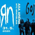 Ďalšia koncertná lahôdka v roku 2020. KORN a GOJIRA v Bratislave, koncert je už z polovice vypredaný