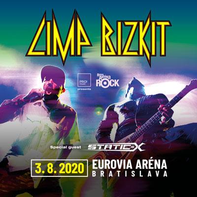 LIMP BIZKIT na Slovensku