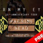 MACHINE HEAD odložili európske turné kvôli hrozbe koronavírusu