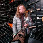 Dave Mustaine o novom albume MEAGDETH. RAGE predstavili nových gitaristov