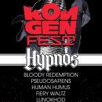 Kongenfest 2020: Headlinerom metalového dňa budú HYPNOS