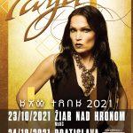 Tarja presunula turné: Dva slovenské koncerty až v októbri 2021
