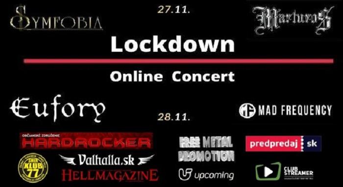 Lockdown Online Concert