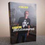 Posielajte nám vaše fotky so slovenskými hudobníkmi a vyhrajte knihu Metalosaurus