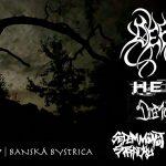DEPRESY prídu do Banskej Bystrice rozpútať metalové peklo, predstavia sa aj ďalšie 4 kapely