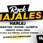 Rozlúčka s festivalovým letom bude na Rock Majálese