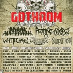 GOTHOOM OPEN AIR FEST 2013