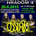 Pod Turnianskym hradom sa predstavia maďarské metalové legendy OSSIAN