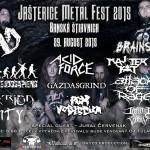 Jašterice Metal Fest 2015: Zabavia vás skvelé slovenské kapely a pomôžete dobrej veci