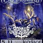 Folk metalová veselica: Spoločné turné KORPIKLAANI a ARKONA zamieri aj do Košíc