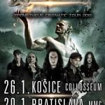 Tip pre melodikov: Košice a Bratislavu navštívia LUCA TURILLI' S RHAPSODY