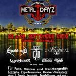 Ovládače hlasitosti nastavené na maximum: V Hamburgu sa chystá už 5. ročník festivalu Metal Dayz