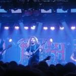 Radosť pre oči i uši, skvelý koncert DEATH DTA: V Košiciach ožil nesmrteľný odkaz Chucka Schuldinera