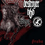Legendárni Austrálčania DESTRÖYER 666 už zajtra predstavia svoj nový album na koncerte v Prahe