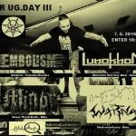 Po čase opäť Minor UG Day v Žiline: Pod Dubeň prídu EMBOLISM alebo LUNOKHOD