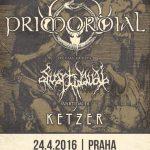 PRIMORDIAL už budúci týždeň v Prahe: Pozrite si ich záznam z vlaňajšieho koncertu na Brutal Assaulte