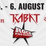 Rock pod Kameňom hlási prvé kapely: Už štvrtkový program bude výnimočný, festival ním prekonal míľnik
