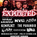 Urpín Fest 2016: Headlinerom jednodňovej akcie legendy THE EXPLOITED