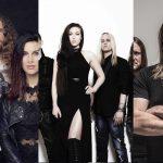 Metalová jeseň v Bratislave: KAMELOT, DELAIN, AMARANTHE, AMON AMARTH, ale aj Never Say Die Tour!