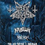 Skutočné zlo v podobe DARK FUNERAL zamieri na konci októbra do Prahy