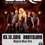 Metalová kráľovná sa vracia na Slovensko: Bratislava zažije exkluzívny koncert DORO